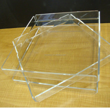 3 tier Acrylic Trays Cupcake Stand Pastry Bakery Donut Display