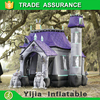 Order halloween inflatable haunted house