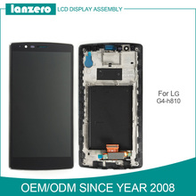 Cell Phone LCD Assembly for LG G4 h810 LCD Display Digitizer Touch Screen