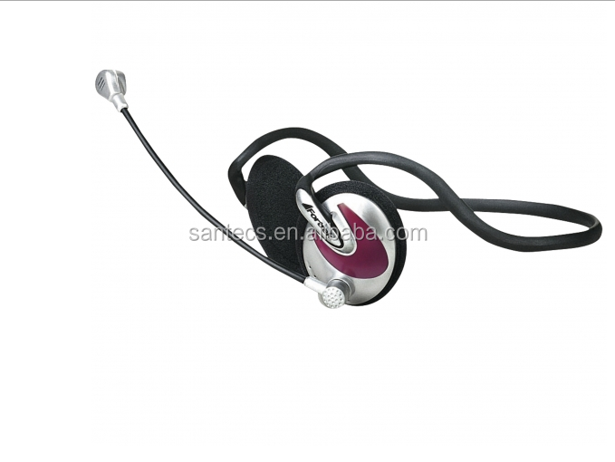 Lightweight Multimedia headphone with volume control HS306