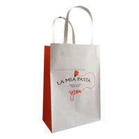 Kraft paper bags for grocery