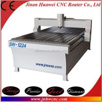 High Quality Plastic Sign Making 1224 cnc machine cnc router advertising machine