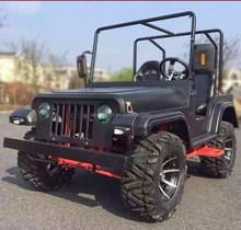 Willys 200cc/250cc 4stroke mini jeep /automatic mini jeep willys with suspension for adults