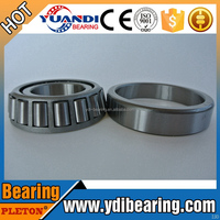 Make in china PLETON china factory taper roller bearing 31319