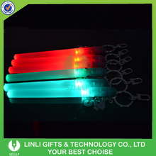 Promotion Plastic Led Stick Keychain,Light Up Stick,Flashing Stick For Concert