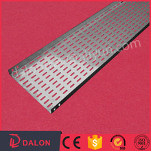 Stainless Steel 316 Slot type cable tray manufacture with ISO