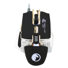 high-end computer mouse with AVAGO sensor and high-resolution