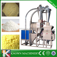 500KG/H AUTOMATIC sale maize flour milling machines,used maize milling machines