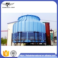 New style Customized frp circular counter flow list of cooling tower companies