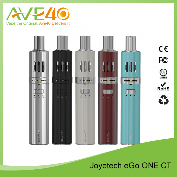 Newest Vaporizer 100% original Joyetech eGo ONE CT XL Kit - 2200mAh, Joye eGo ONE CT Kit - 1100mAh