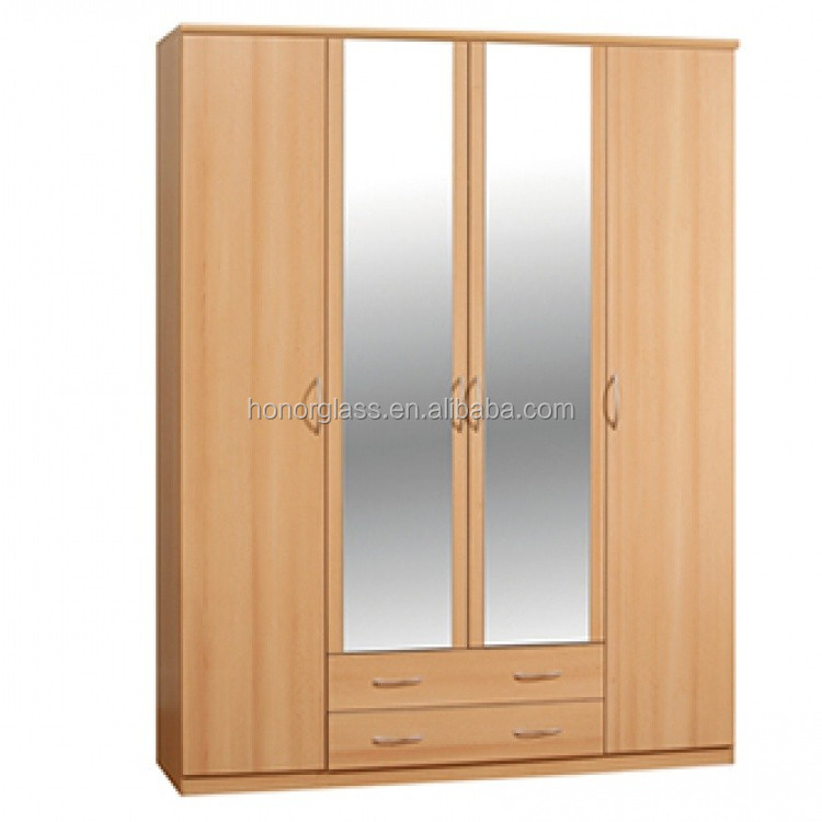aluminum glass mirror for furniture