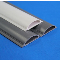 plastic electric cable underground pvc duct trunking