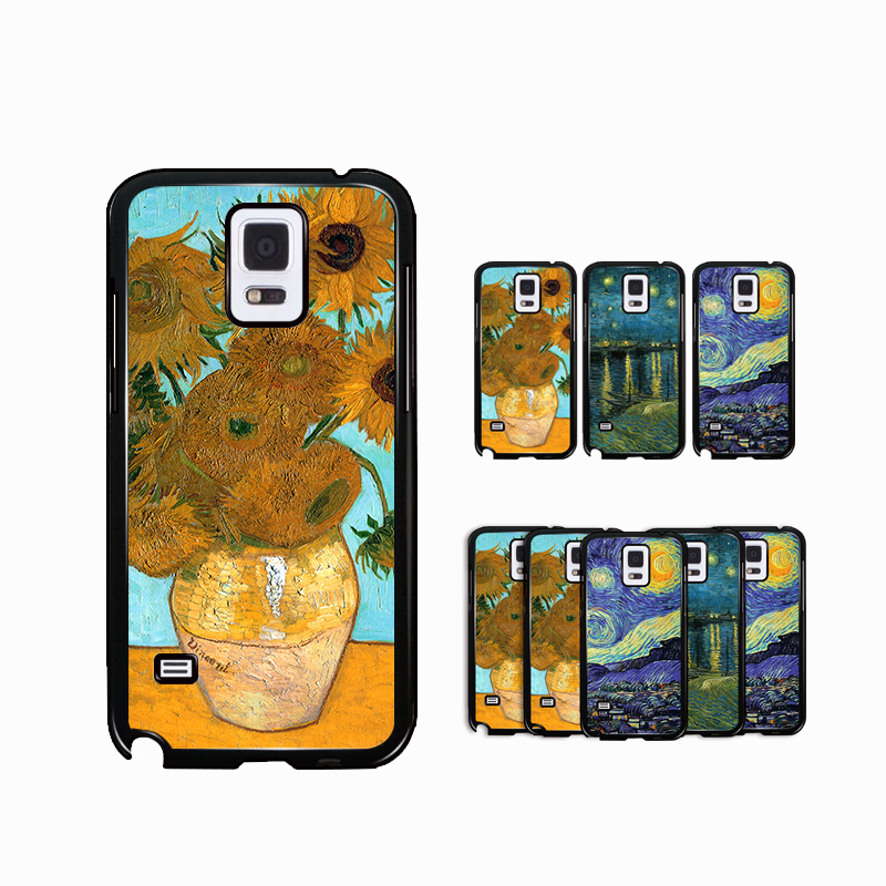 2d sublimation case for samsung galaxy note4 Design PC smartphone Case
