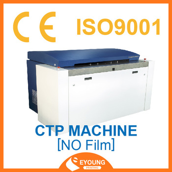 offset printing plate making machine ctp platesetter for printing