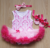 baby girl clothes ruffle tutu pettiskirt 3 sets /baby girl tutu dress