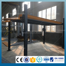 3600kg capacity Four post carlift for parking and maintainence with CE