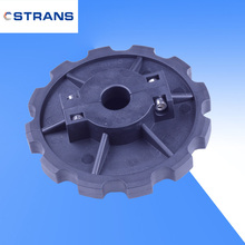 China supplier 828 conveyor plastic chain injection drive gear