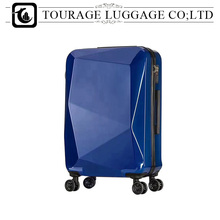 "Roll Zipper Abs Plastic 28"" Hard Shell Travel Luggage"