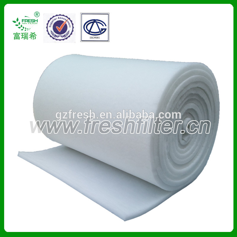 G4/EU4 material in air pre filter system synthetic fiber Guangzhou factory