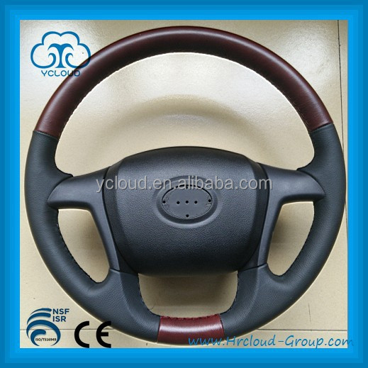 OEM MANUFACTURER 460 PU Tractor bus steering wheel for excavator loader firklift truck