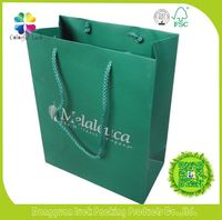 Make Up Cosmetic Packing Paper Kraft Bag Manufacturers