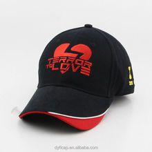 New Fashion Customize custom cap factory, fashion flex fit baseball cap, cotton brand golf cap