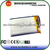 3.7 1200mah lion battery for Power Tools