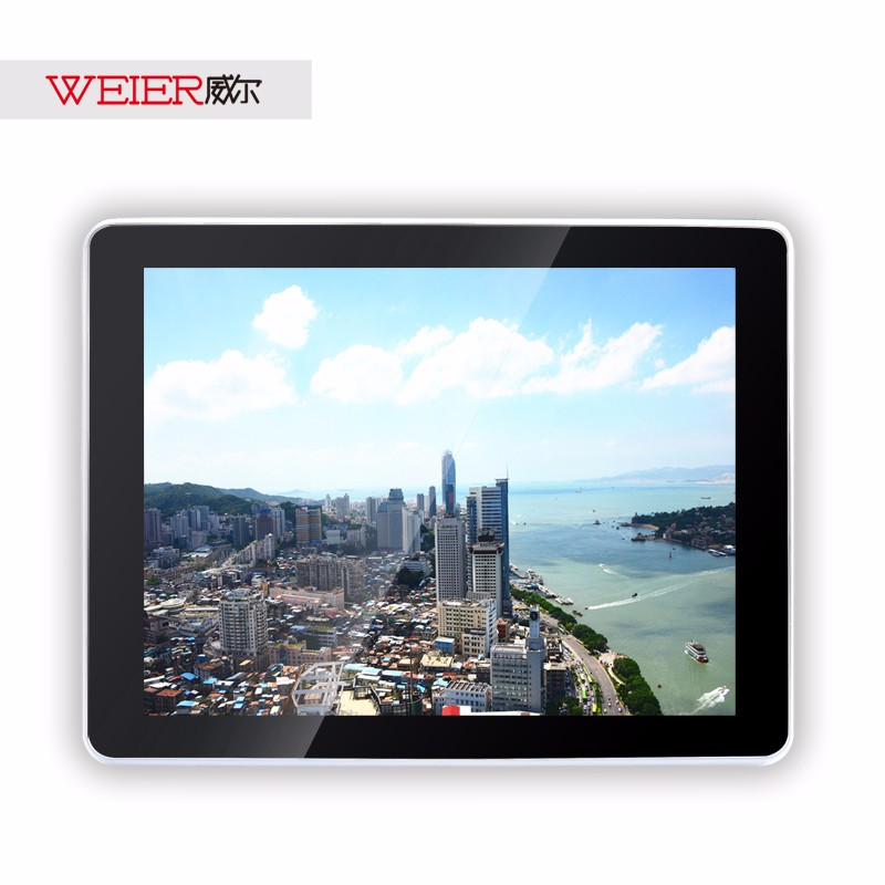Portable 15Inch TV LCD With Flat Screen