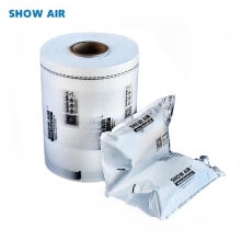 Wholesale shock-resistant plastic bubble cushion wrap fill air bags