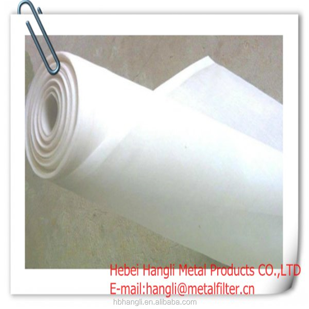 PTFE gas-liquid filter/industrial filters Knitted wire mesh