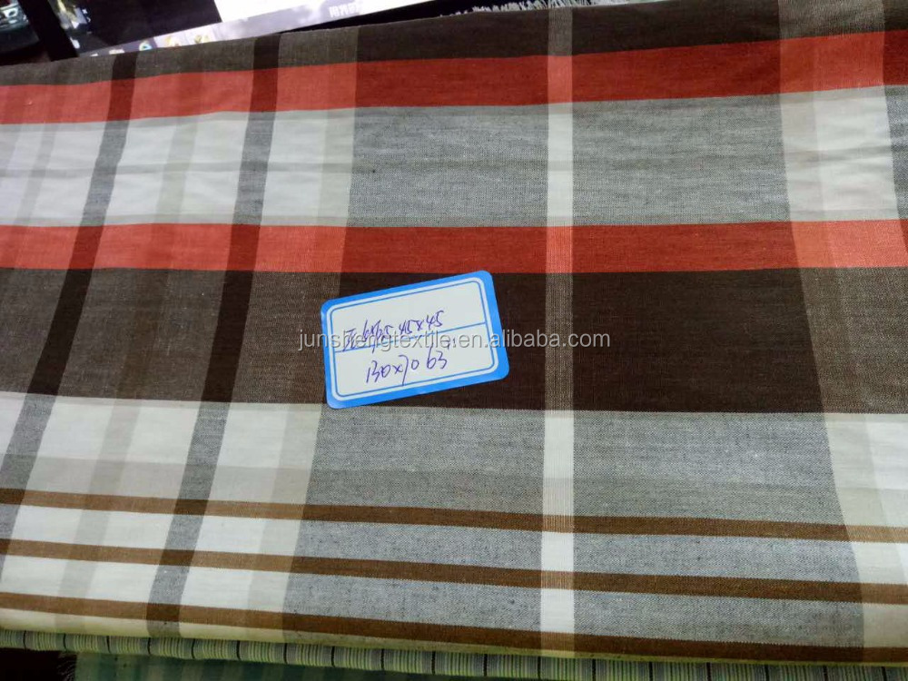 T/C 65/35 fabric wholesale shirt fabric