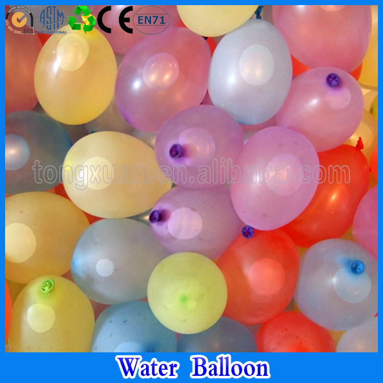 100 balloons in minutes water crazy magic balloon