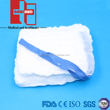 Surgical Dressing Non Sterile Lap Pad Sponge With X-ray