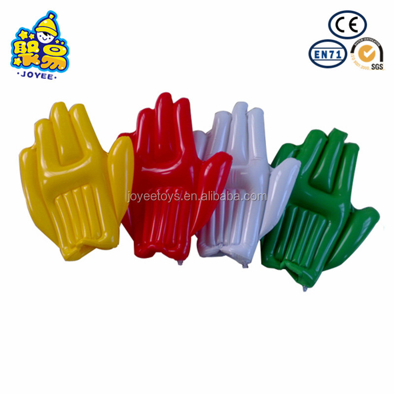 Promotional gifts wholesale price PVC Jumbo inflatable finger hand