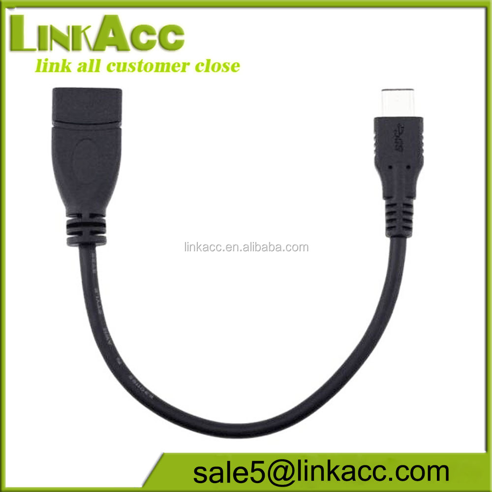 LKCL235 USB-C 3.1 Type-C to USB 3.0 Cable OTG Adapter