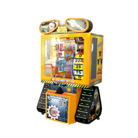 Prize Rolling Coin Operated Redemption Simulator Vending Gift Game Machine For Sale