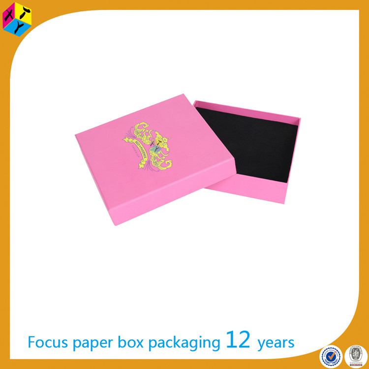 paper cardboard box for jewerly packaging