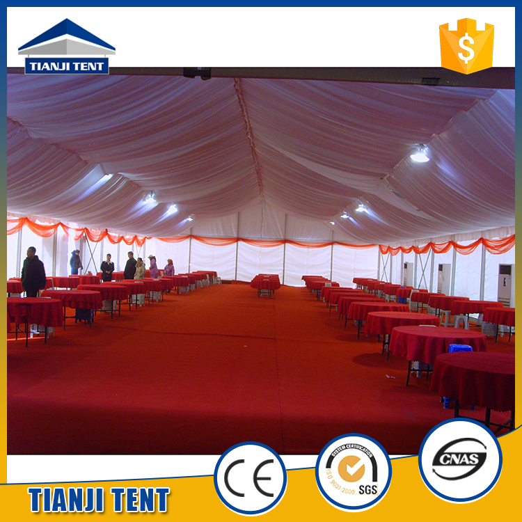 good quality wedding tents with air conditioning best sell