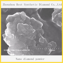 Grey and Black detonated nano diamond powder