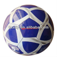 TPU/PU/PVC machine sewn football