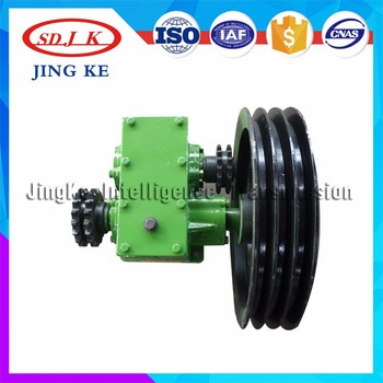 OEM gearbox The reversing coupling gear box for corn harvester