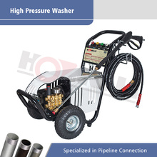 Factory Power Portable Electric High Pressure Water Jet Washing Machine