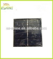60*60mm 4V 100mA Mini Solar Panel solar panel cleaning equipment