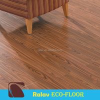 Easy Click Durable And Eco-friendly Plastic Flooring