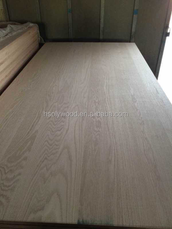 red oak solid wood panel/board