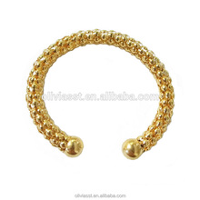 Olivia Stainless Steel Bracelet Jewelry Main Material Gender Type Gold Kada Bangle Bracelet