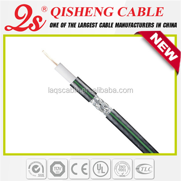 satellite dish using high quality good price coaxial cable