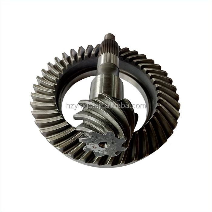 SUV Bevel Gear in Rear Axle Differential (ratio: 9/38; 9/41; Gear grinding)