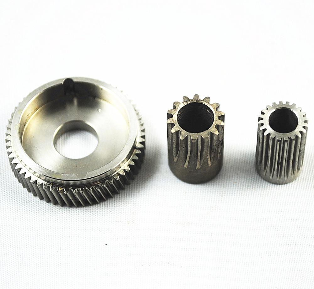 Transmission Oil Used Differential Gear / Steel Small Pinion Spur Gear / Cylindrical Gearwheel