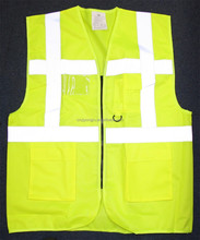 company's safety reflective HOT SELLING EN ISO 20471:2013 Reflecting Vest hot sale